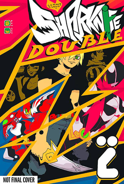 Sharknife Vol. 2: Sharknife ZZ