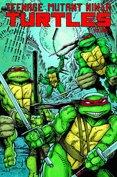 Teenage Mutant Ninja Turtles Vol. 1