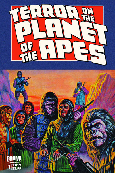 Terror on the Planet of the Apes