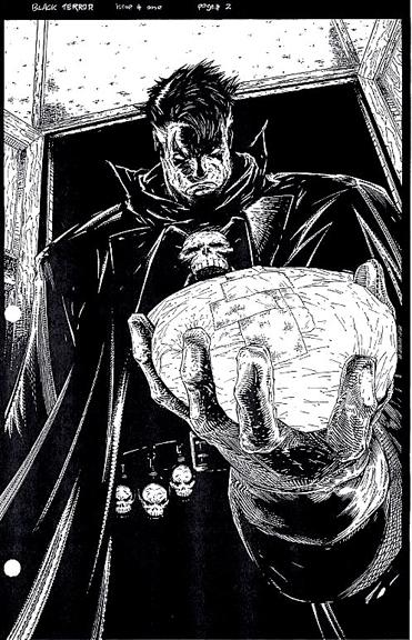 Art By Clayton Crain and Mark Irwin