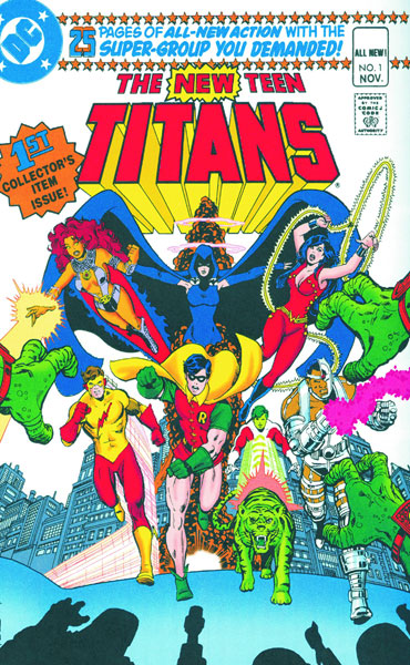 New Teen Titans by Wolfman & Perez