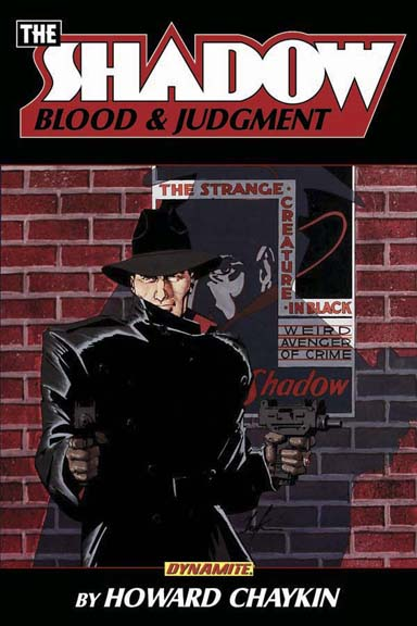 The Shadow: Blood & Judgment