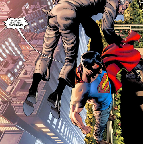 Superman: Kill Is Just Another Four Letter Word
