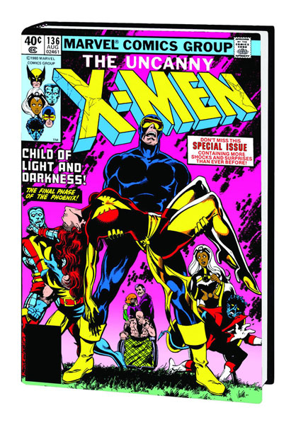 X-Men by Claremont & Byrne