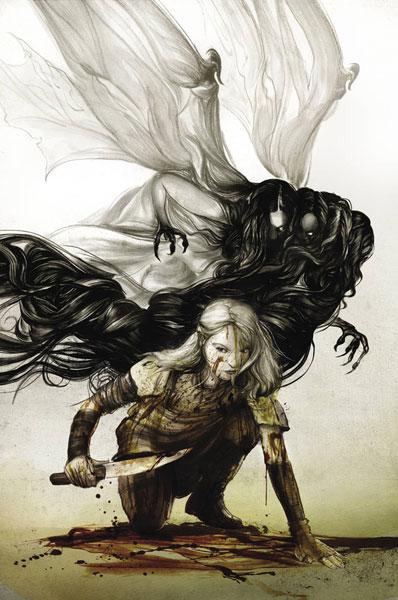 Alabaster: Wolves