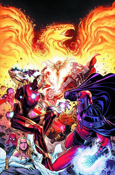 Avengers. Vs. X-Men #2