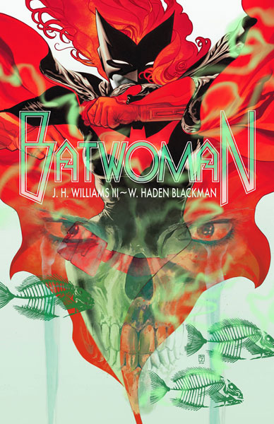 Batwoman Vol. 1: Hydrology