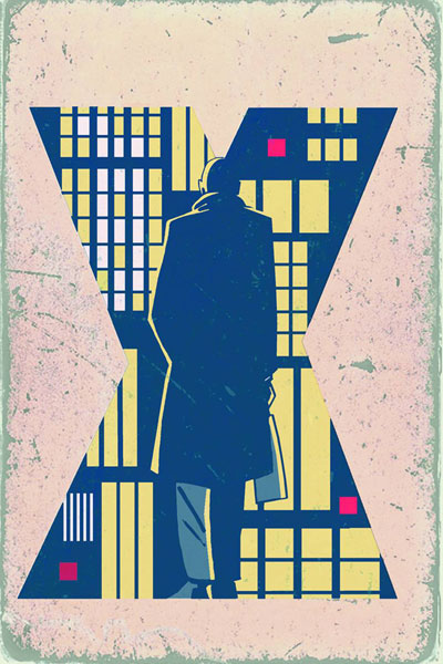 Dark Horse Presents #12 Dean Motter Cover