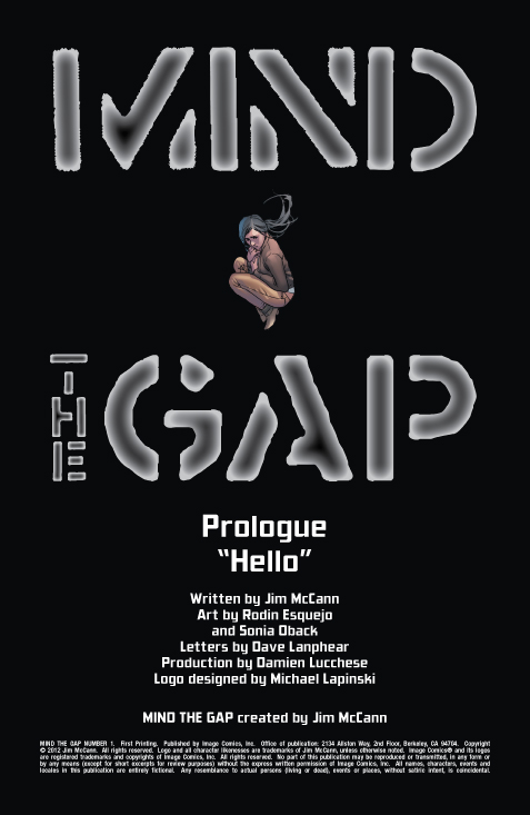 Mind the Gap preview page 2