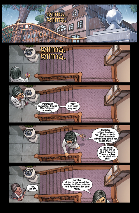 Mind the Gap preview page 5