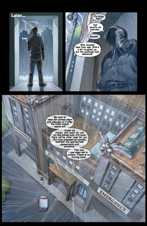 Mind the Gap preview page 7