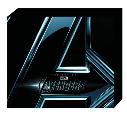Avengers: The Art of the Avengers