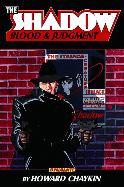 The Shadow: Blood &amp; Judgment