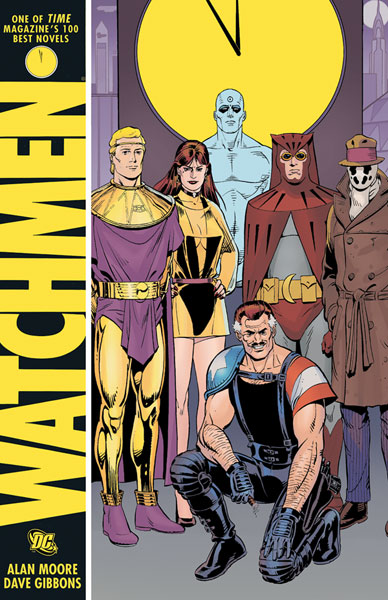 Watchmen by Moore & Gibbons