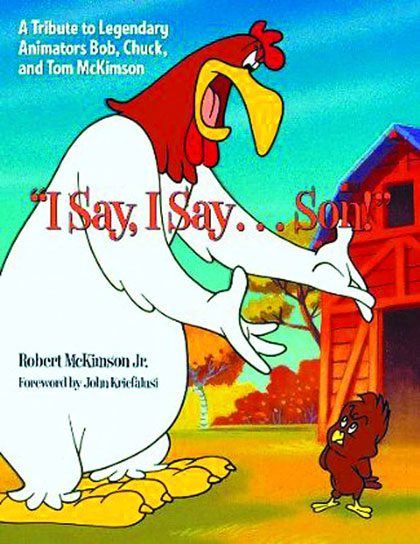 """I Say, I Say... Son!"": A Tribute to Legendary Animators Bob, Chuck, and Tom McKimson"