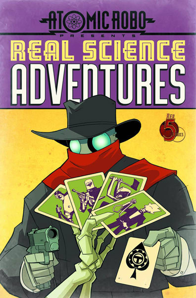 Atomic Robo's Real Science Adventures