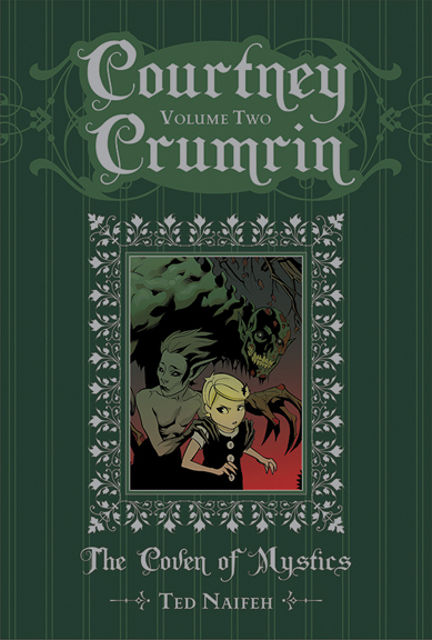 Courtney Crumrin Vol. 2 HC