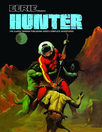 Eerie Presents Hunter