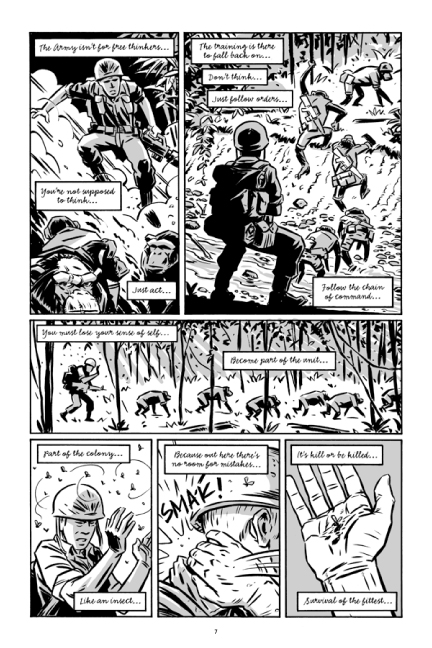 Guerillas Vol. 2 preview page 7