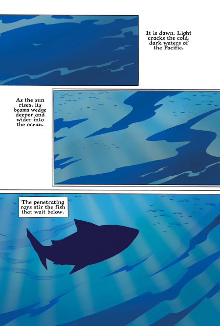 Xoc: The Journey of a Great White preview page 1