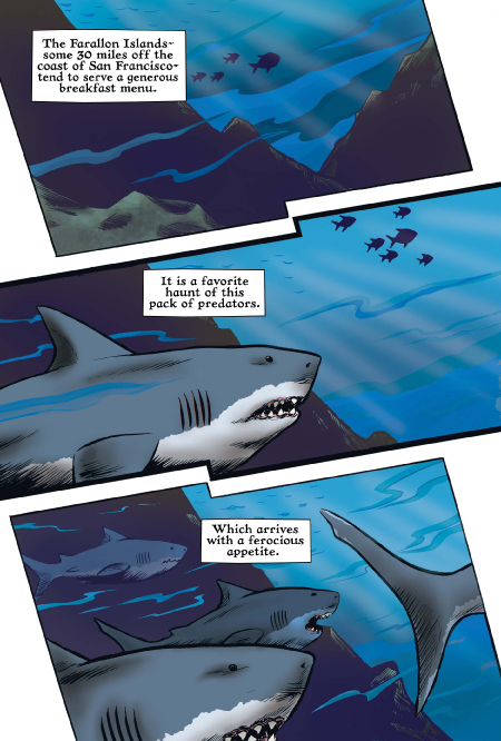 Xoc: The Journey of a Great White preview page 3