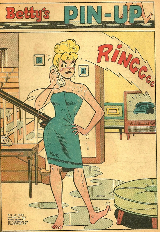From Archies Pals n Gals #23, Winter 1962-63