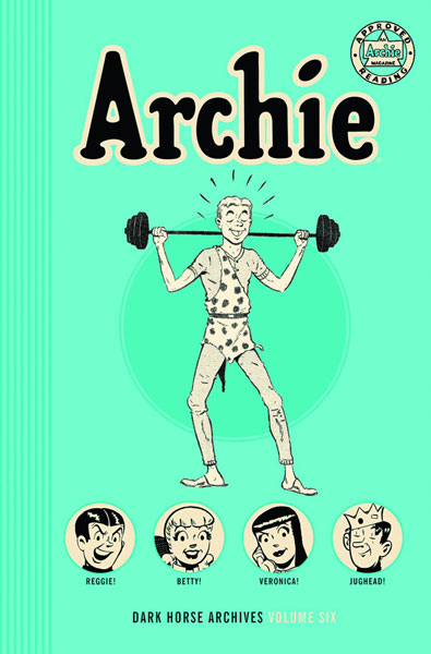 Archie Archives Volume 6