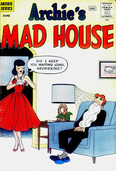 Archie's MadHouse #12