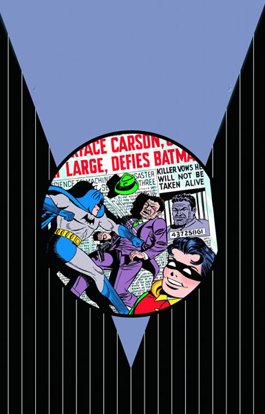 Batman: The Dark Knight Archives Volume 8