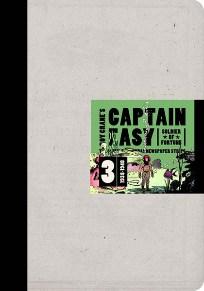 Captain Easy Vol. 3