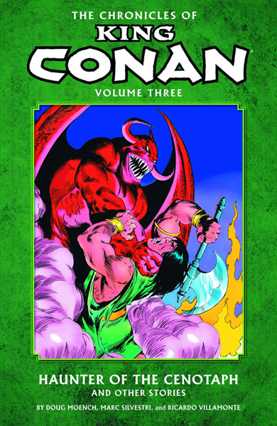 Chronicles of King Conan Volume 3