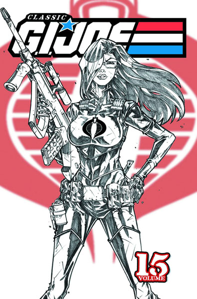 Classic G.I. Joe Volume 15