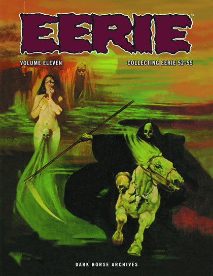 Eerie Archives Volume 11