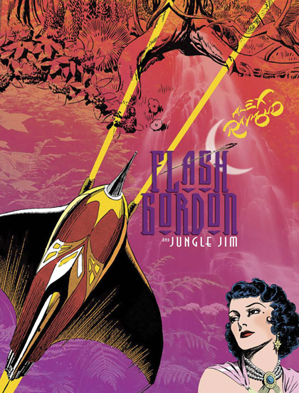 Flash Gordon & Jungle Jim Volume 2