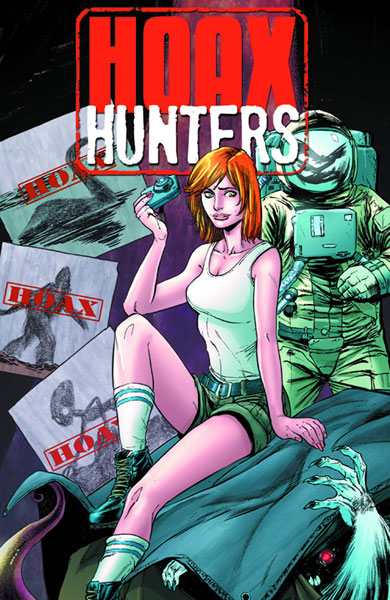 Hoax Hunters #1