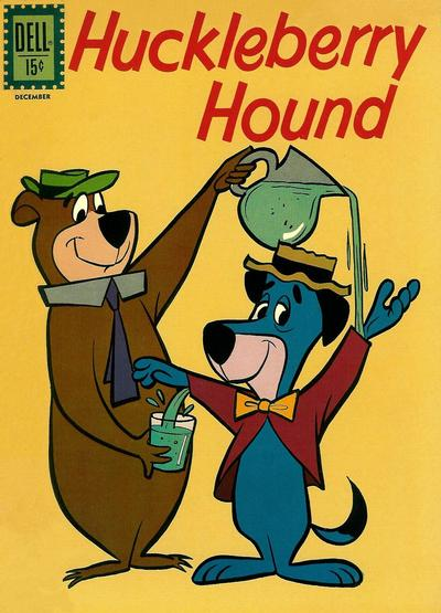 Huckleberry Hound #14