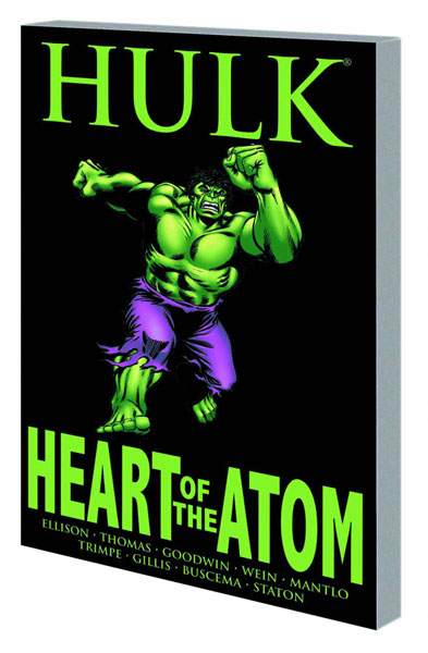 Hulk: Heart of the Atom