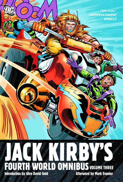 Jack Kirby's Fourth World Omnibus Volume 3