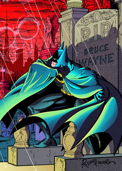 Legends of the Dark Knight: Marshall Rogers