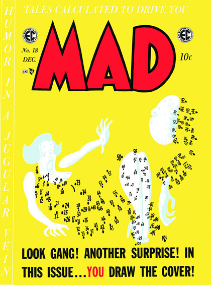 Mad Archives Volume 4