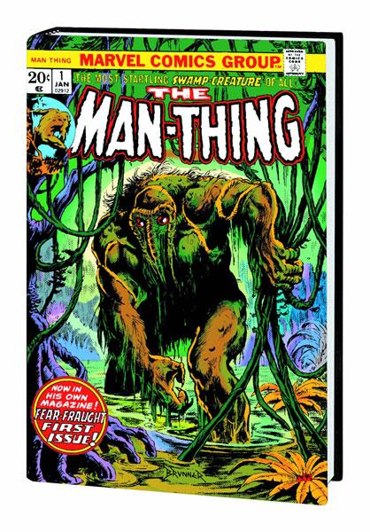 Man-Thing Omnibus