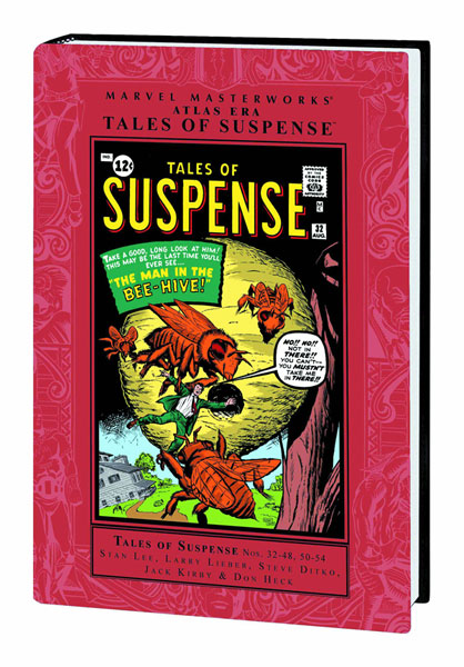 Marvel Masterworks: Atlas Era Tales of Suspense Volume 4