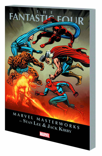 Marvel Masterworks: Fantastic Four Volume 8