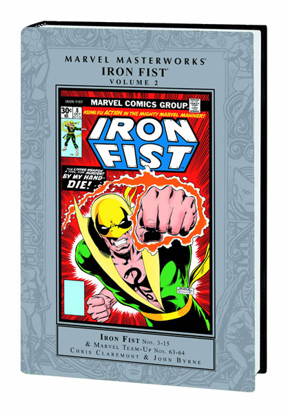 Marvel Masterworks: Iron Fist Volume 2