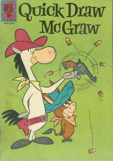 Quick Draw McGraw #10