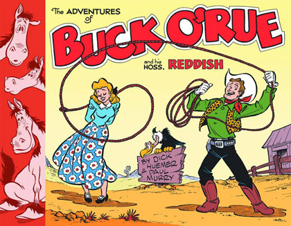 The Adventures of Buck O'Ruev
