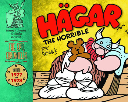 The Epic Chronicles of Hagar the Horrible