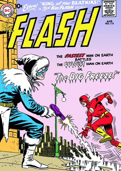 The Flash Chronicles Volume 3