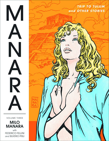 The Manara Library Volume 3