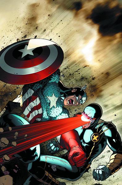 Avengers Vs. X-Men poster